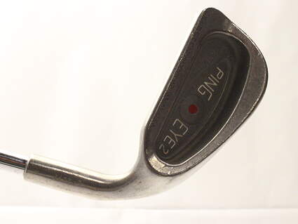 Ping Eye 2 Single Iron 3 Iron Ping CS Lite Steel Stiff Right Handed Red dot 38.75 in