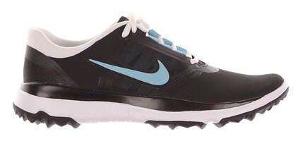 New Womens Golf Shoe Nike Fi Impact 9 Black MSRP $130