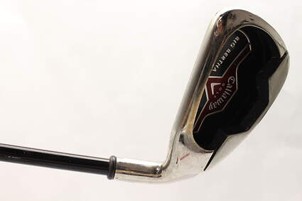 Callaway 2006 Big Bertha Single Iron 4 Iron Callaway Big Bertha Steel Graphite Senior Right Handed 38 in