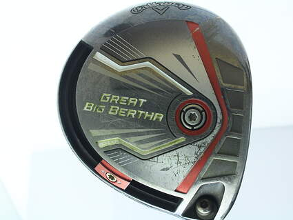 Callaway 2015 Great Big Bertha Driver 2nd Swing Golf