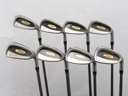 Titleist DCI 822 Oversize Iron Set 3-PW Titleist Ultralight 75 Graphite Regular Right Handed 38 in