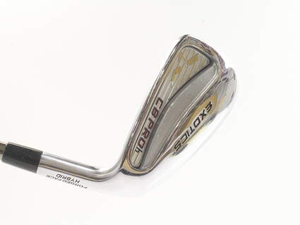 Tour Edge CB PROh Single Iron 6 Iron 30* UST Mamiya Recoil 460 F3 Graphite Regular Right Handed 37.75 in