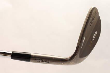 Mizuno MP-T 11 Black Nickel Wedge Sand SW 54* 9 Deg Bounce Dynamic Gold Spinner Steel Wedge Flex Right Handed 35.75 in