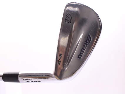 Mizuno MP 32 Single Iron 3 Iron True Temper Dynamic Gold S300 Steel Stiff Right Handed 38.5 in