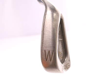 Ping ISI Nickel Wedge Pitching Wedge PW Stock Graphite Shaft Graphite Stiff Right Handed Green Dot 35.5 in