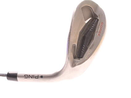 Ping Tour Gorge Wedge Lob LW 60* Wide Sole Ping CFS Steel Stiff Right Handed Black Dot 35.25 in