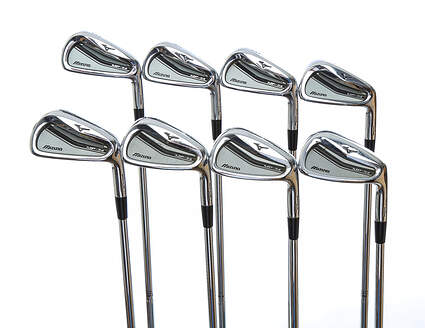 Mizuno MP-54 Iron Set 3-PW True Temper Dynamic Gold S300 Steel Stiff Right Handed 38.25 in