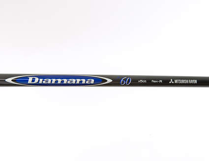 Mitsubishi Rayon Diamana S+ 60 Driver Shaft Regular 45 in