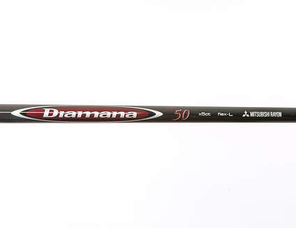 "Mitsubishi Chemical Diamana Limited M+ Red 50 Fairway Wood Shaft Ladies 41.5"" Titleist 917 SureFit Adapter 3 Wood 3w"