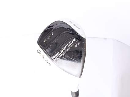 TaylorMade Burner Superfast 2.0 Hybrid 5 Hybrid 24* TM Reax 50 Graphite Ladies Right Handed 39 in