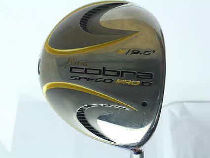 Cobra Speed Pro D Driver 9.5* Aldila NV 85 Graphite X-Stiff Right Handed 45.25 in