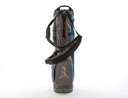 New Ping Hoofer Black/Royal Stand Bag