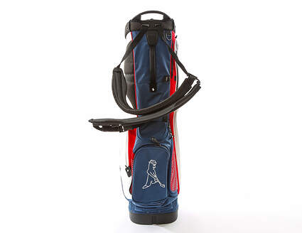 New Ping Hoofer Stand Bag Red White & Blue USA Colors