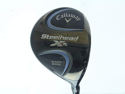 Callaway Steelhead XR Fairway Wood 7 Wood 7W Mitsubishi Tensei CK 45 Blue Graphite Ladies Right Handed 41.5 in