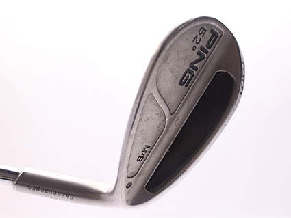 Ping MB Wedge Gap GW 52* Ping CFS with Cushin Insert Steel Wedge Flex Right Handed Black Dot 35.25 in