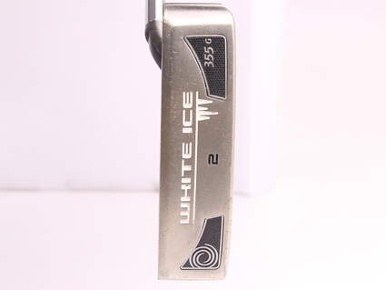 Odyssey White Ice 2 Putter Steel Right Handed 34 in