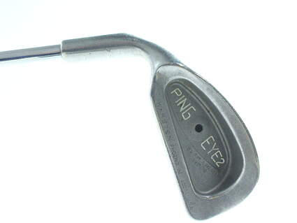 Ping Eye 2 + Single Iron 3 Iron Ping KT Steel Stiff Left Handed Black Dot 39 in