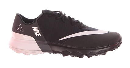 New Womens Golf Shoe Nike FI Flex 7.5 Black/White MSRP $100