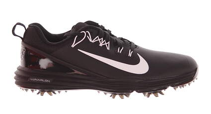 New Womens Golf Shoe Nike Lunar Command 2 8.5 Black MSRP $135