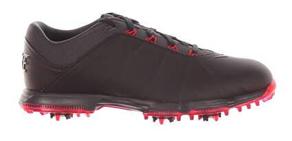 New Mens Golf Shoe Nike Lunar Fire 11 Black/Red MSRP $125