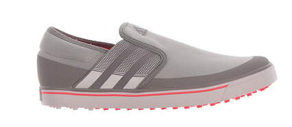 New Womens Golf Shoe Adidas Adicross SL 8.5 Gray MSRP $60