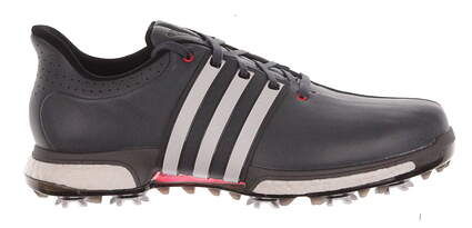 New Mens Golf Shoe Adidas Tour 360 Boost 10.5 Gray MSRP $200