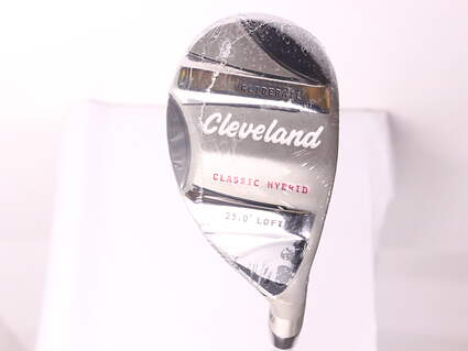 Mint Cleveland 2013 Classic Hybrid 4 Hybrid 23* Cleveland Action Ultralite 50 Graphite Ladies Right Handed 38.25 in