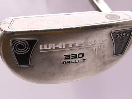Odyssey White Ice 330 Putter Steel Right Handed 35 in