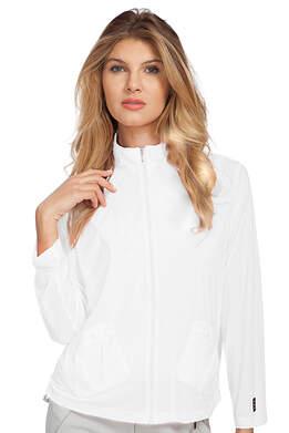 New Womens Jamie Sadock Sunsense Jacket XX-Large XXL Sugar MSRP $99 61605