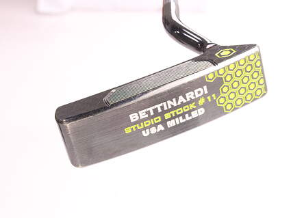 Bettinardi 2012 Studio Stock 11 Putter Steel Right Handed 37 in