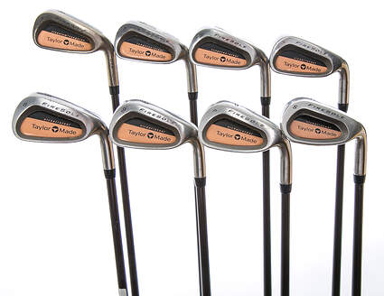 TaylorMade Firesole Iron Set 4-PW SW TM Bubble Graphite Ladies Right Handed 37.25 in