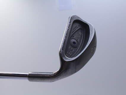 Ping Eye 2 Single Iron 9 Iron Ping ZZ Lite Steel Stiff Right Handed Blue Dot 35.75 in