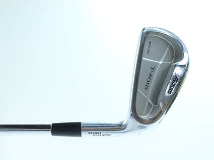 Mizuno MX 20 Single Iron 5 Iron True Temper Dynalite Gold 300 Steel Stiff Right Handed 38 in