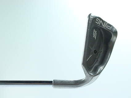 Ping ISI Single Iron 9 Iron Stock Steel Shaft Steel Stiff Right Handed 36 in