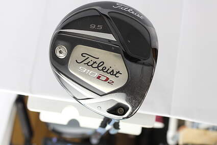 Titleist 910 D2 Driver 9.5* Titleist Diamana 'Ahina 72 Graphite Stiff Right Handed 45 in