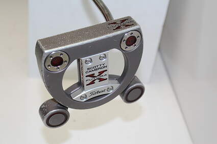 Titleist Scotty Cameron Futura X Putter Face Balanced Steel Right Handed 34 in