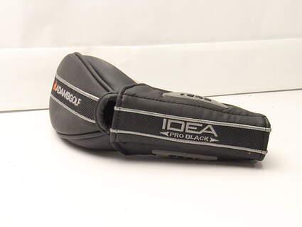 Adams Idea 9031 Pro Black Hybrid Headcover Magnetic (Black/Grey)