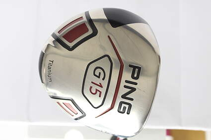 Ping G15 Driver 13.5* Ping TFC 149D Graphite Ladies Right Handed 44.25 in