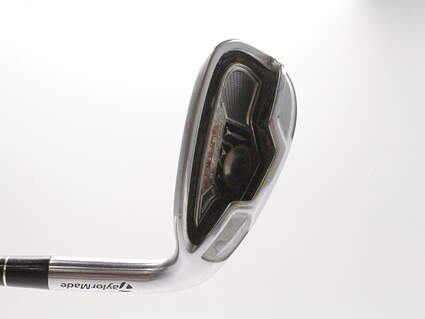 TaylorMade Tour Burner Wedge Gap GW Stock Steel Shaft Steel Wedge Flex Right Handed 35.75 in