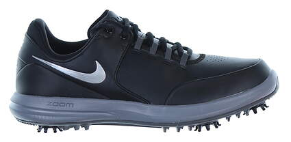 New Mens Golf Shoe Nike Air Zoom Accurate 9 Black MSRP $160