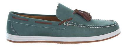 New W/O Box Mens Golf Shoe Peter Millar Moccasin Medium 11 MSRP $220