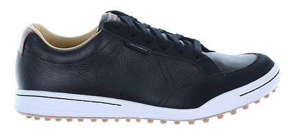 New Mens Golf Shoe Ashworth Cardiff 8.5 Black MSRP $160