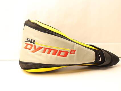 Nike Sasquatch Dymo 2 Driver Headcover Black/Yellow/Silver
