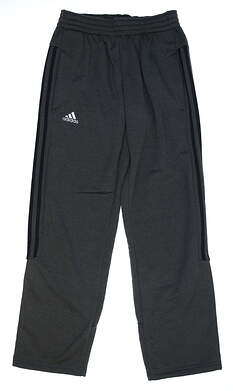 New Mens Adidas Athletic Pants Size Small S Gray MSRP $60