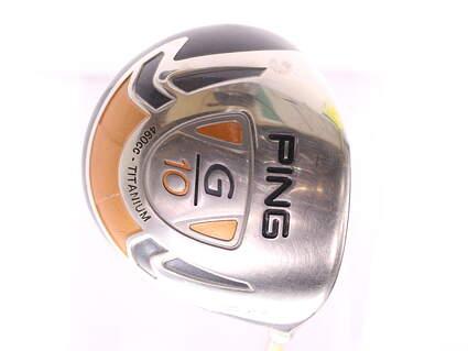 Ping G10 Driver 10.5* Aldila NVS 55 Graphite Stiff Right Handed 45.5 in