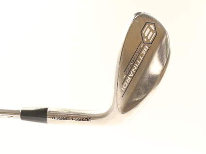 Bettinardi 2018 H2 303 SS Wedge Sand SW 54* 10 Deg Bounce Cleveland Traction Wedge Steel Wedge Flex Right Handed 35.5 in