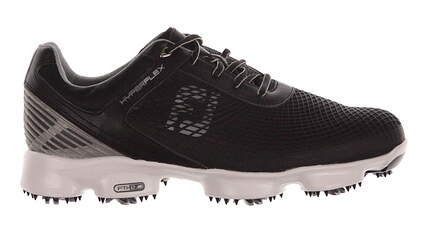 New Mens Golf Shoe Footjoy Hyperflex Medium 11.5 Black MSRP $200