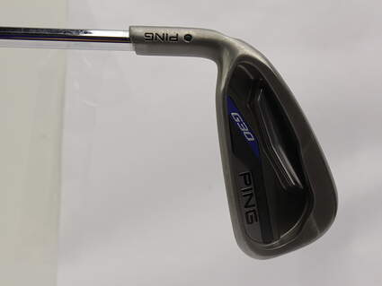 Tour Issue Ping G30 Single Iron 6 Iron Ping CFS Distance Steel Stiff Left Handed Black Dot 37.75 in