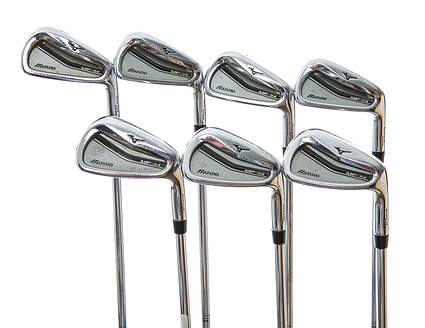Mizuno MP-54 Iron Set 4-PW True Temper Dynamic Gold S300 Steel Stiff Right Handed 37.5 in