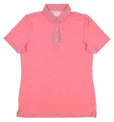 New Womens LinkSoul Golf Polo Medium M Pink MSRP $70 LSW143